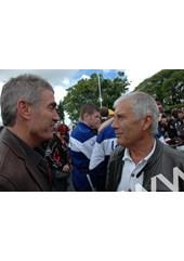 Mick Doohan Giacomo Agostini TT 2011
