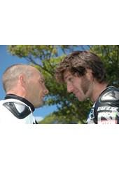 Keith Amor Guy Martin TT 2011