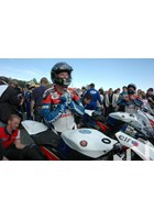 John McGuinness TT 2011 Prayers