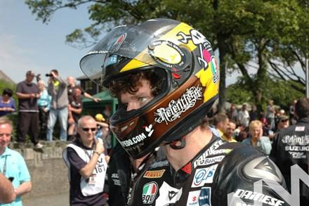 Guy Martin TT 2011 Start line