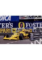 Ayrton Senna (Lotus 99T Honda) Monaco 1987