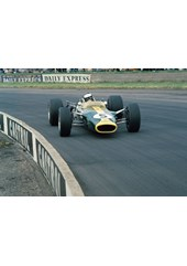 Jim Clark 1967 British GP