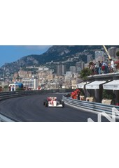Ayrton Senna 1st position at Massenet Monaco 1993
