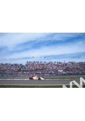 Ayrton Senna (McLaren MP4/8 Ford) retires Imola 1993.
