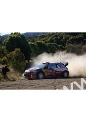 Sebastien Loeb Citroen Australia 2011