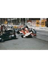 James Hunt the Shunt 1977 US GP