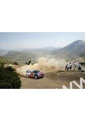 Sebastien Loeb Citroen Acropolis Rally 2011
