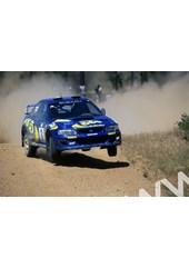 Colin McRae/Nicky Grist (Subaru Impreza WRC) Australia 1997