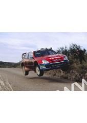 Colin McRae/Derek Ringer (Citroen Xsara) Argentina 2003.