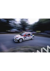 Colin McRae/Nicky Grist (Ford Focus WRC) San Remo Rally 2002