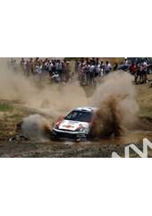 Colin McRae Acropolis Rally 2002