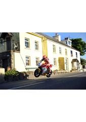 Gary Johnson Rhencullen Supersport Practice TT 2009
