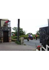 John McGuinness TT 2011 Superbike Rhen Cullen