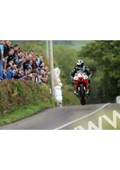 Michael Dunlop Munster 100 2011 O'Brien's Leap