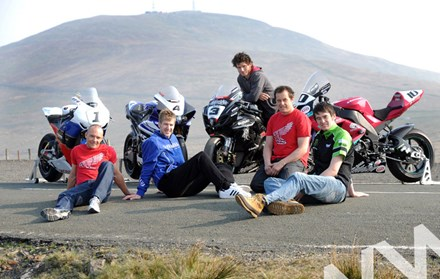 Heroes on the Mountain Course TT 2011 - click to enlarge