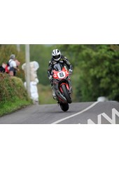 William Dunlop Munster 100 2011 O'Brien's Leap