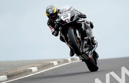 Guy Martin North West 200 2011 Black Hill - click to enlarge