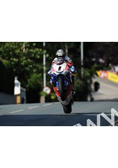 John McGuinness TT 2011 Ago's Leap Senior race