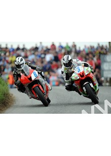 William Dunlop and Michael Dunlop Skerries 100 2011