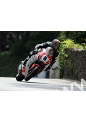 Cameron Donald TT 2011 Union Mills Superbike race