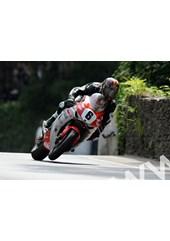 Cameron Donald TT 2011 Union Mills Superbike race