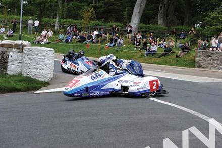 Klaffenbock and Holden TT 2011 Governors Dip