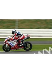 Carlos Checa SBK 2011 Silverstone
