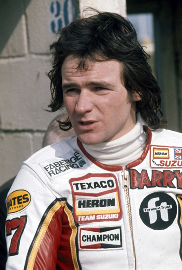 Barry Sheene Print - click to enlarge