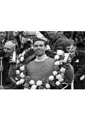 Jim Clark 1965 British GP