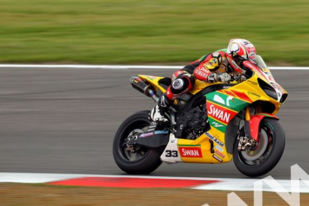Tommy Hill BSB 2011 Cooper Straight