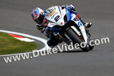 Josh Brookes Oulton Park BSB 2012