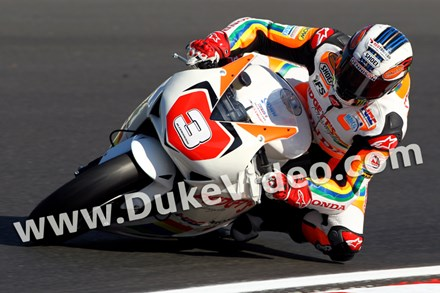John McGuinness Brands Hatch BSB 2012