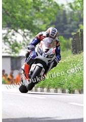 John McGuinness TT 2012 Barregarrow Superbike Race Portrait