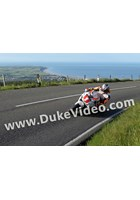 John McGuinness TT 2012 above Ramsey