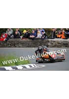 Dave Molyneux Patrick Farrance TT 2012 Gooseneck Sidecar 2