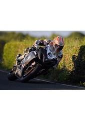 Cameron Donald Tower Bends Supersport Practice TT 2009
