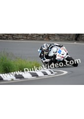 Michael Dunlop TT 2012 Goosneck Supersport 2 race
