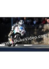 Michael Dunlop TT 2012 St Ninian's Supersport 2 race