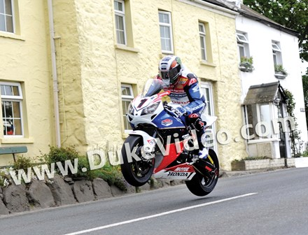 John McGuinness TT 2012 Rhencullen - click to enlarge