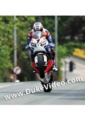 John McGuinness TT 2012 Ago's Leap Superbike