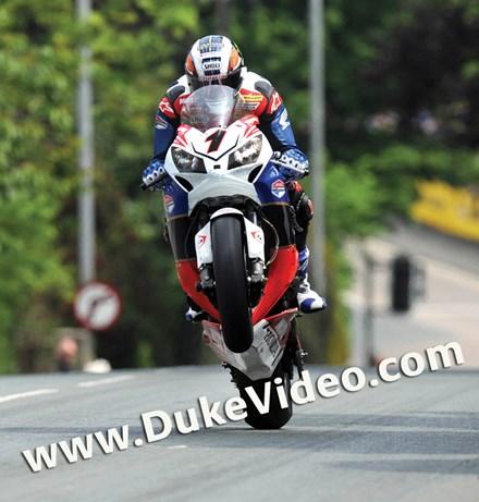 John McGuinness TT 2012 Ago's Leap Superbike - click to enlarge
