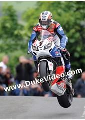 John McGuinness TT 2012 Ballaugh Superbike