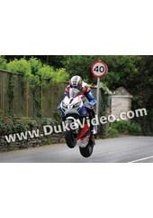 John McGuinness TT 2012 Ballacrye Superbike