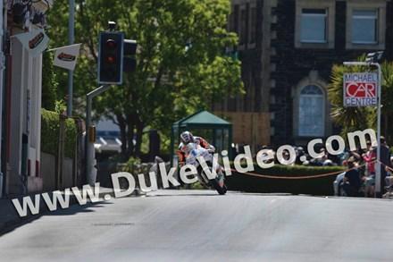 John McGuinness TT 2012 Kirk Michael
