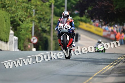 John McGuinness TT 2012 Ago's leap - click to enlarge