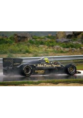 Ayrton Senna 1985 Portugal