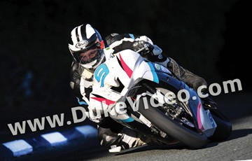 Michael Dunlop TT 2012 Michael Dunlop Greeba Castle - click to enlarge