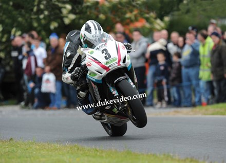 Michael Dunlop Grand Final Victory at Walderstown 2012
