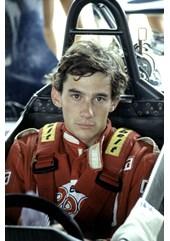 Ayrton Senna 1983 British Formula 3 Championship