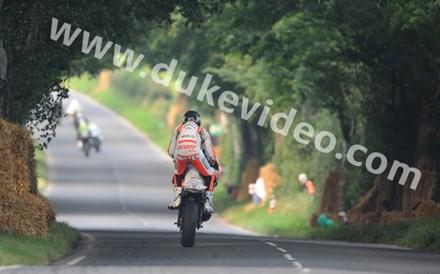 Bruce Anstey Ulster 2012